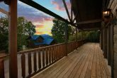 Luxury 6 Bedroom Cabin with Covered Decks