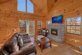 3 Bedroom Cabin in Hidden Springs Sleeps 7