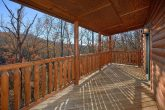 3 Bedroom Cabin with Large Deck