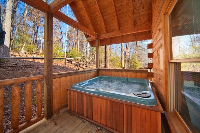 Smoky Mountain Cabin with Private Hot Tub - Cherished Memories