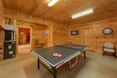 3 Bedroom Cabin with 2 Game Rooms