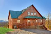 Pigeon Forge 3 Bedroom Cabin Sleeps 11