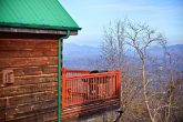 Cabin Located in the Mountains of Gatlinburg