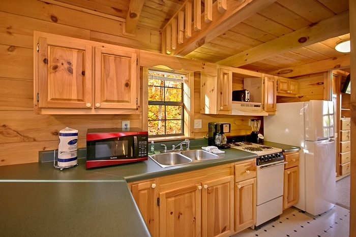 Cabin with fully furnished kitchen - Cloud 9