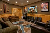 Luxury 6 Bedroom Cabin with Theater Room