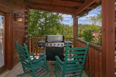 Resort Cabin with Gas Grill and Covered Deck