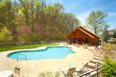 luxury Cabin with Resort Swimming Pool
