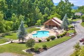 6 Bedroom Cabin with Resort Pool Access