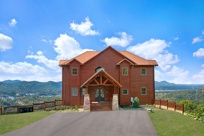 Copper Ridge Lodge Cabin Rental Photo