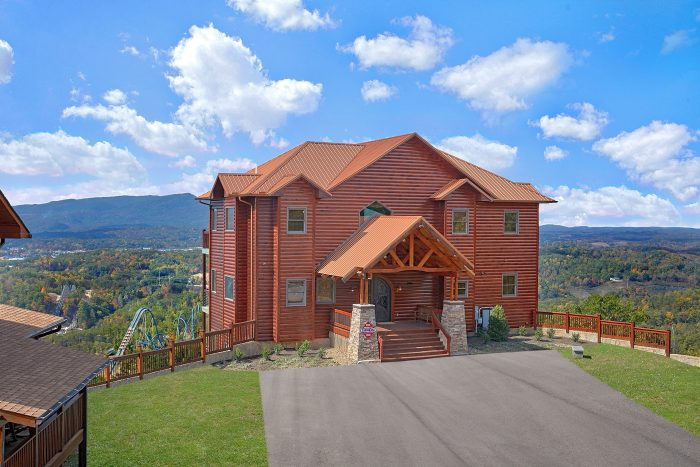 Luxury 6 Bedroom Cabin in Starr Crest Resort - Copper Ridge Lodge