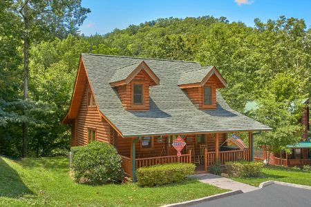 A Tennessee Treasure: 2 Bedroom Gatlinburg Cabin Rental