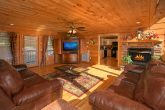 5 Bedroom Cabin with Luxurious Living Room