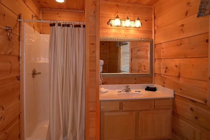 5 Bedroom Cabin with Private Bathrooms - Crown Jewel