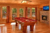 5 Bedroom Cabin with Air Hockey and Pool Table