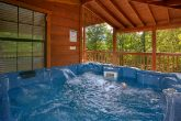 Secluded 5 Bedroom Cabin with Hot Tub and Views
