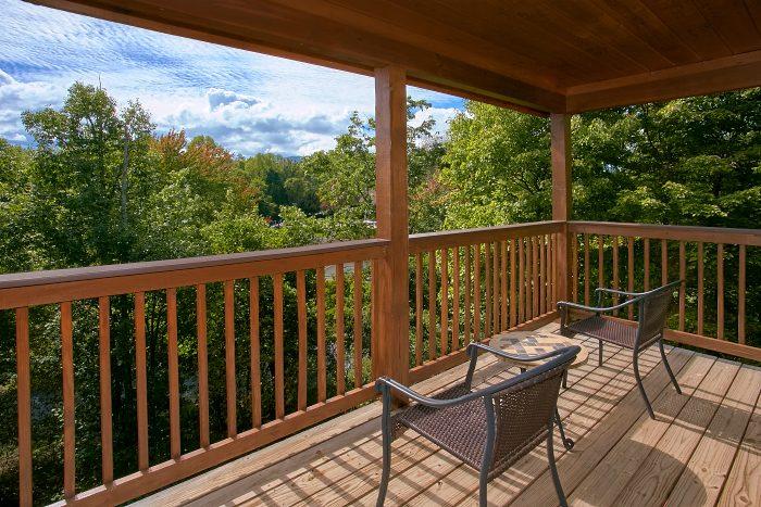 5 Bedroom Cabin rental with Mountain VIews - Crown Jewel