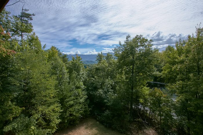 Cabin with Mountain Views and Theater Room - Crown Jewel