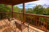 Spacious Luxury Cabin with Views from Deck