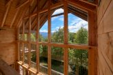 Luxury Rental Cabin featuring Mountain Views