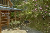 Pigeon Forge Cabin with a Charcoal Grill