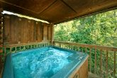 Premium Hot Tub with Wooded Views in the Smokies