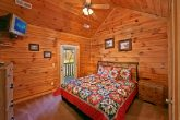 Cabin with King bed and private bath