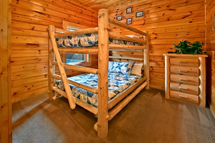 Cabin with Queen bunk bed room - Dippidi - Do