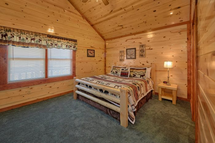 5 Bedroom Cabin with an Indoor Swimming Pool - Dive Inn
