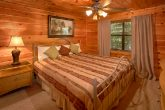 4 Bedroom Cabin with all King Beds