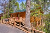 Pigeon Forge 4 Bedroom Cabin with Wooded View