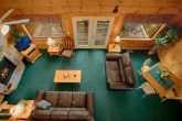 Pigeon Forge Cabin with Large Family Room