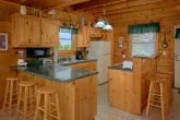 Family Sized Cabin with Fully Stocked Kitchen