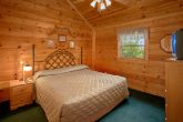 Pigeon Forge Resort Cabin with King Bed