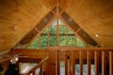 5 Bedroom Cabin with Wooded View from Loft