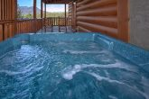 2 Hot Tubs at Luxury 4 Bedroom Cabin