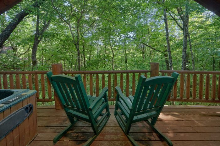 Dreamweaver Cabin Rental Photo