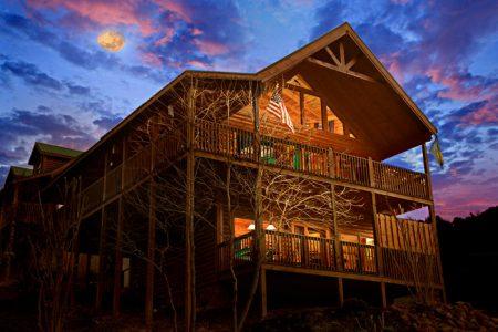 Acorn Creek: 4 Bedroom Wears Valley Cabin Rental