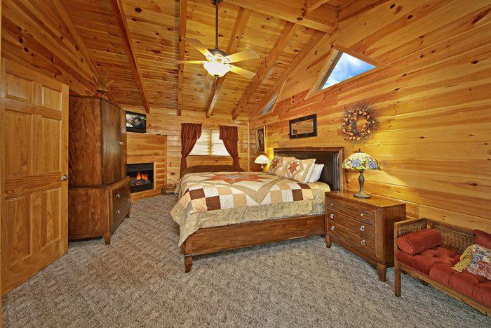 Spacious King Suite - Duck Inn Lodge