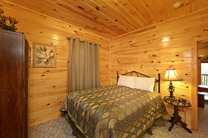 Cabin with Queen Bed - Duck Inn Lodge