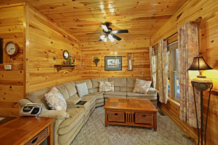 Cabin with Den - Duck Inn Lodge