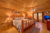 1 Bedroom Cabin Sleeps 4 with King Bed