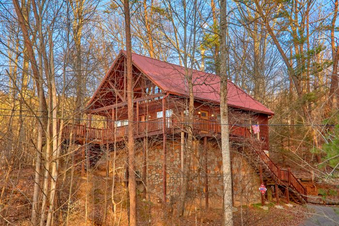 Semi Private 1 Bedroom Cabin Near Pigeon Forge - Dutch's Den