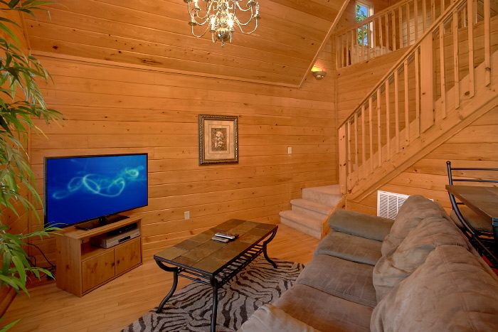 1 Bedroom Honeymoon cabin in Gatlinburg - Eastern Retreat