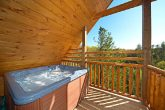Hot Tub with Views on Top Deck