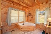 Cabin with Jacuzzi in Master Suite