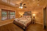 King Bedroom With Private Bathroom and Deck