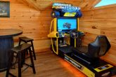 Luxury Cabin with Pool Table and Arcade Game