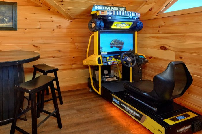Luxury Cabin with Pool Table and Arcade Game - Elk Ridge Lodge