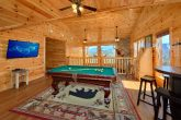 Cabin with 2 Arcade Games, Pool Table and View