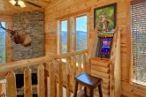 Premium 5 bedroom cabin with 2 Arcade Games